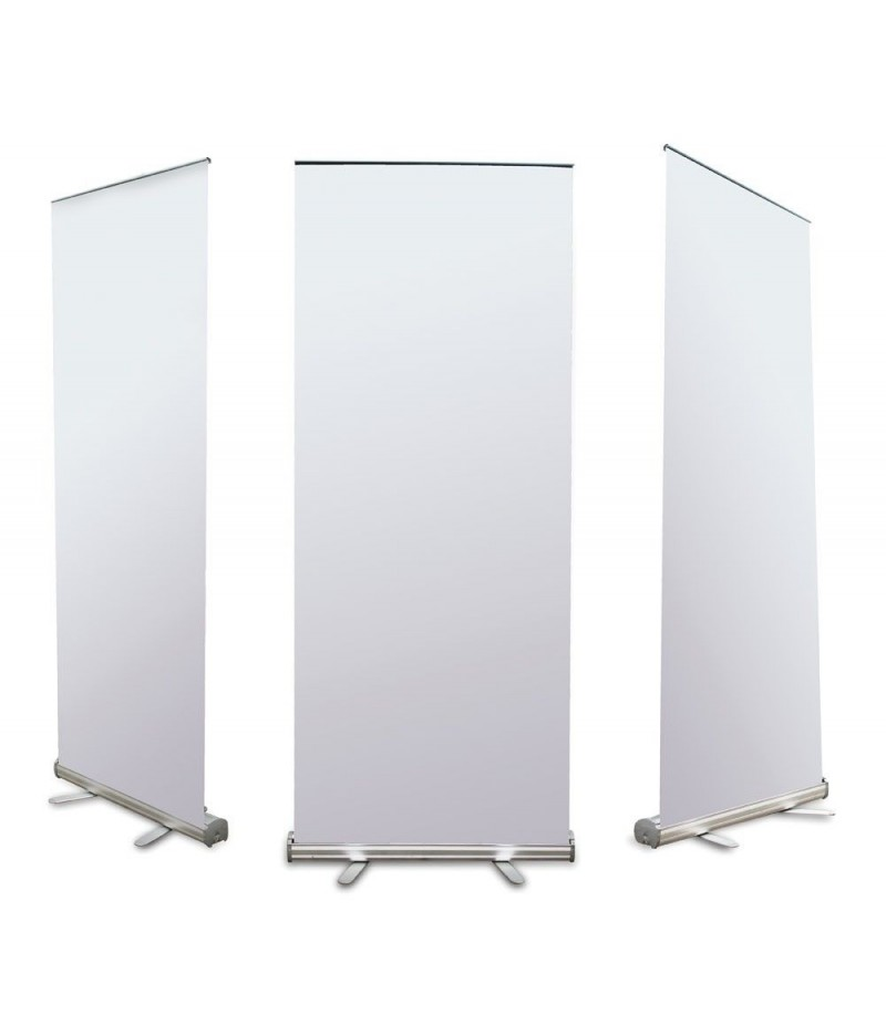 "Retractable  Banner Stand - 32""Wx82""H"