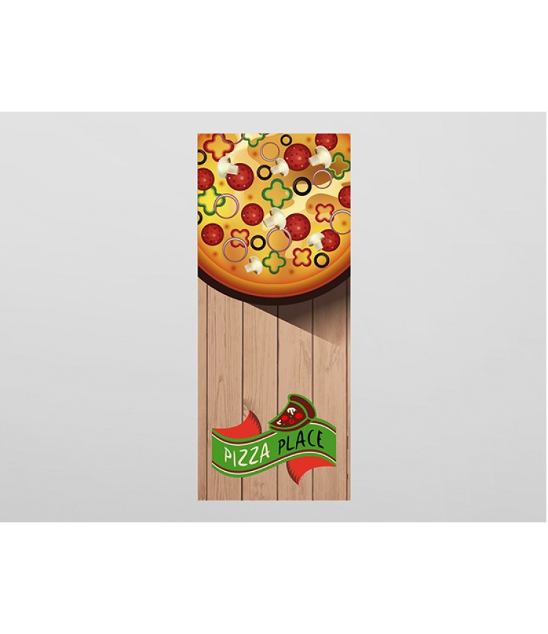 Banner - Size in feet (HxW) 3'X2'